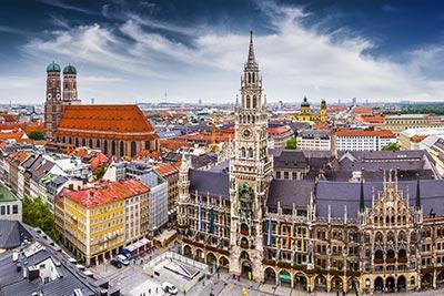Lernen Sprachen in Sprachschule in München