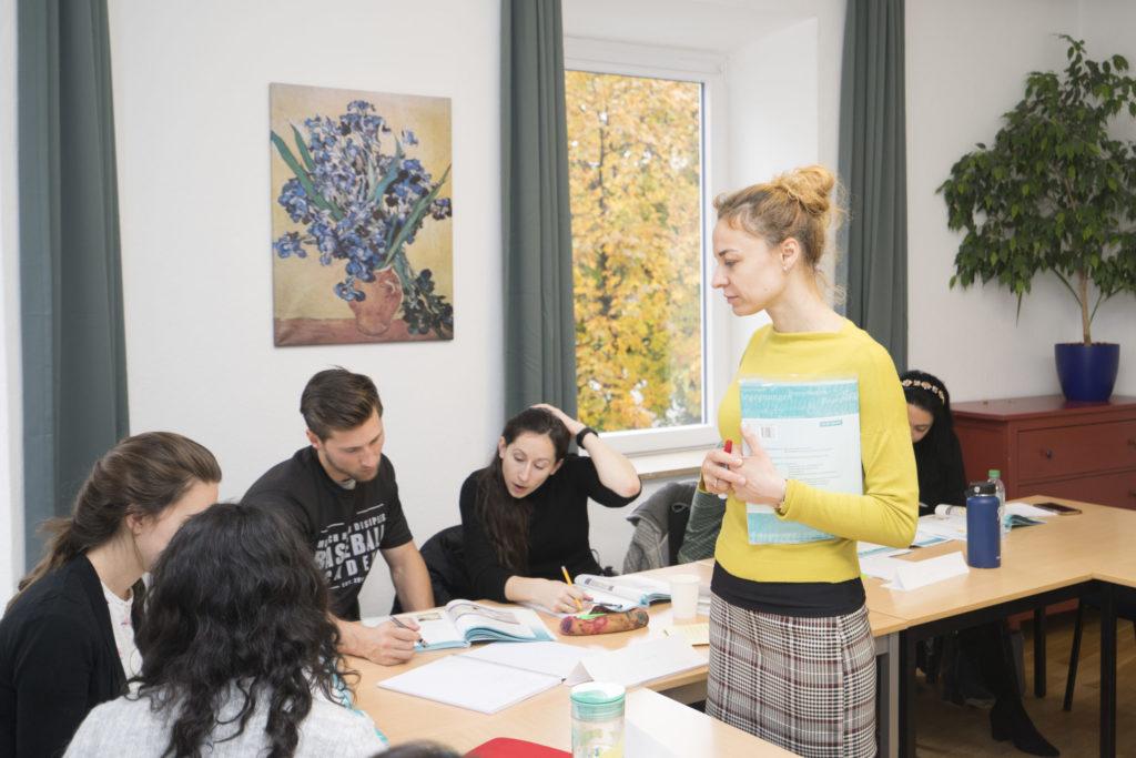 Firmen-Sprachkurse in Nürnberg
