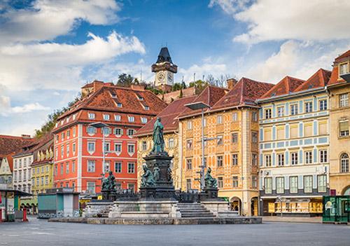Deutsch und Fremdsprachen in Sprachschule Aktiv in Graz
