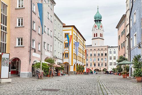 Deutsch und Fremdsprachen in Sprachschule Aktiv in Rosenheim