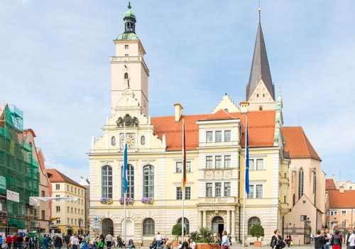 Deutsch und Fremdsprachen in Sprachschule Aktiv in Ingolstadt