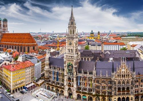 Deutsch und Fremdsprachen in Sprachschule Aktiv in München
