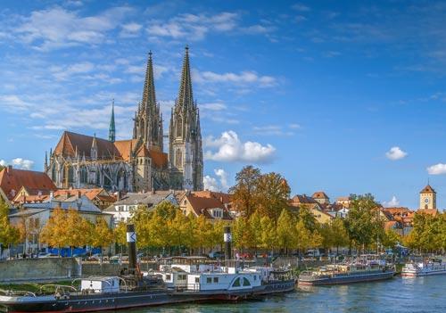 Deutsch und Fremdsprachen in Sprachschule Aktiv in Regensburg