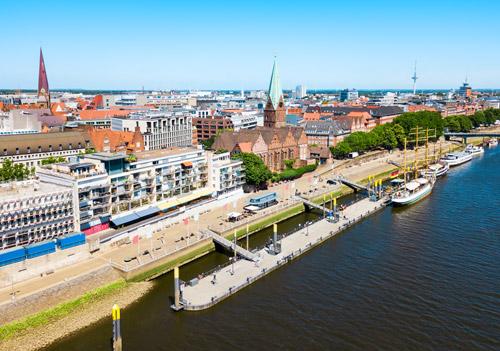Deutsch und Fremdsprachen in Sprachschule Aktiv in Bremen