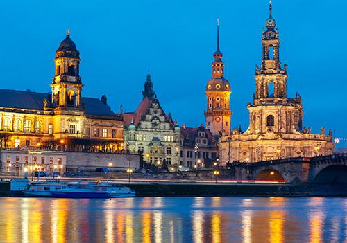 Deutsch und Fremdsprachen in Sprachschule Aktiv in Dresden