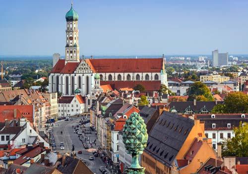 Deutsch und Fremdsprachen in Sprachschule Aktiv in Augsburg